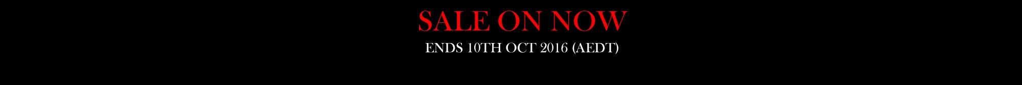 Shop the September Outlet Sale Online