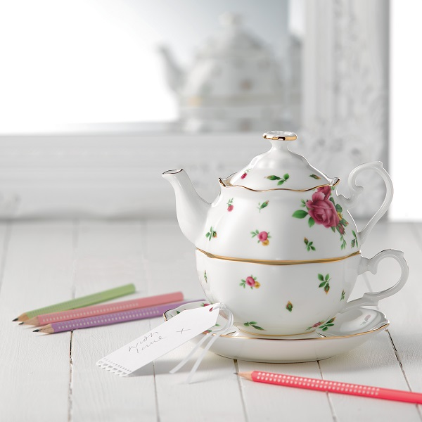 Teapots, Teacups & Saucers
