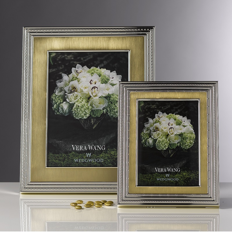 38727ee36cd Silver   Gold Photo Frames