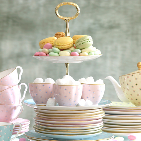 Cake Stands & Teaware Accessories