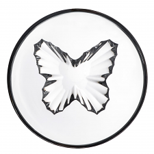 Rogaska Butterfly Bowl 12cm