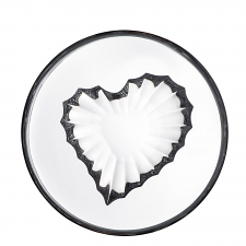Rogaska Heart Bowl 12cm