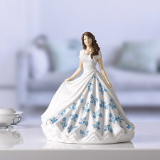 Royal Doulton Birthstone Petites September - Sapphire HN 5905