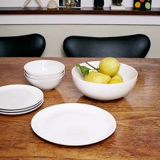 Royal Doulton Barber & Osgerby Olio White Plate 22cm