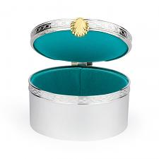Vera Wang Wedgwood With Love Aqua Gift Box