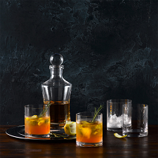 Marquis by Waterford Moments Double Old Fashioned Set of 4