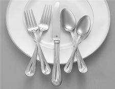 Vera Wang Wedgwood Lariat 16 Piece Cutlery Set