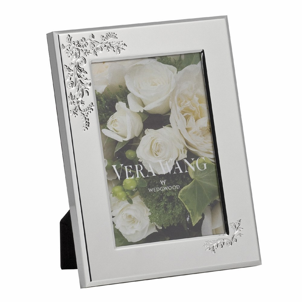 vera wang wedgwood lace bouquet frame