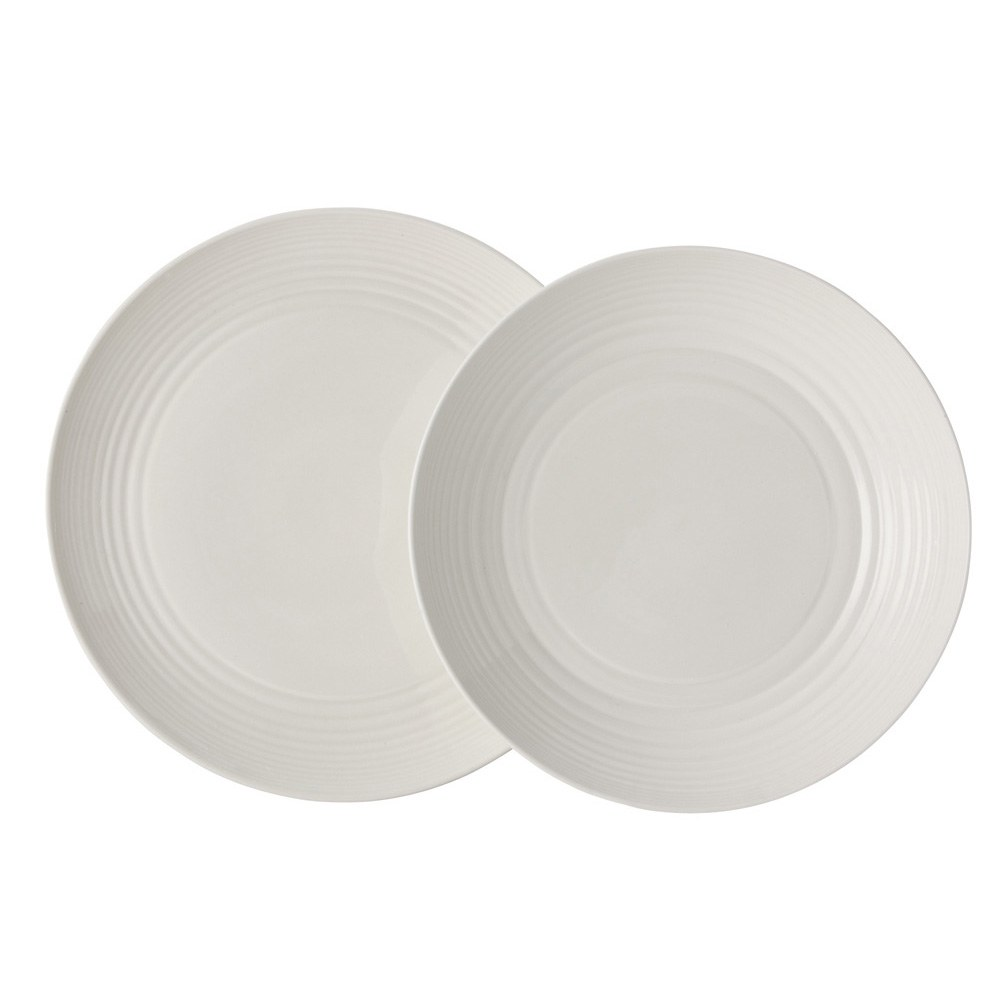 Gordon Ramsay Maze by Royal Doulton White Serving Set