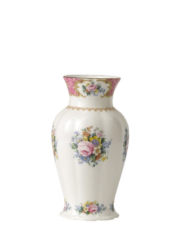 Royal Albert Lady Carlyle Small Vase 17.5cm