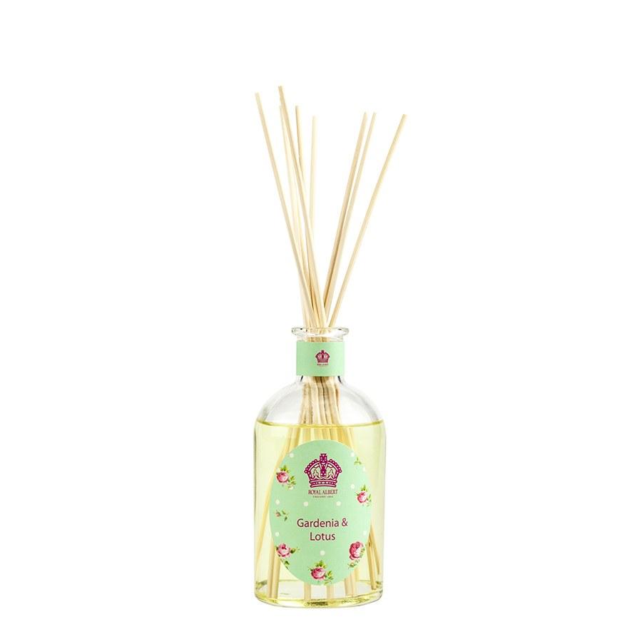 Royal Albert Aromatherapy Reeds Gardenia / Lotus