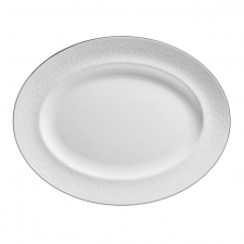 Wedgwood English Lace Oval Platter 35cm