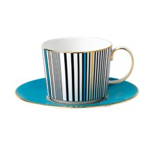 Wedgwood Vibrance Teacup and Saucer