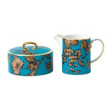 Wedgwood Vibrance Sugar and Creamer