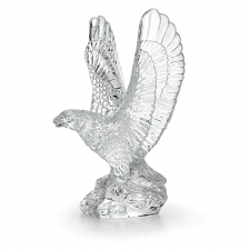Waterford Eagle Sculpture Collectible