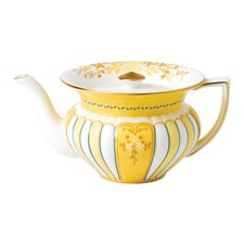 Wedgwood Harlequin Collection Yellow Ribbons Teapot 370ml
