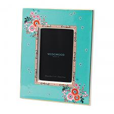 Wedgwood Wonderlust Camellia Frame 4x6 inch
