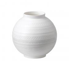 Wedgwood Intaglio Giftware White Vase 15cm