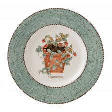 Wedgwood Sarah's Garden Plate 20cm Green