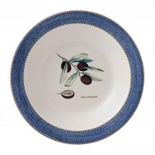 Wedgwood Sarah's Garden Pasta Bowl Blue