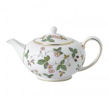 Wedgwood Wild Strawberry Teapot