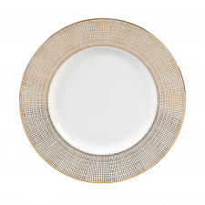 Vera Wang Gilded Weave Plate 23cm