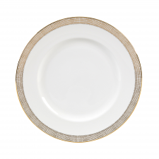 Vera Wang Gilded Weave Plate 27cm