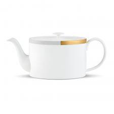 Wedgwood Vera Wang Castillon Teapot