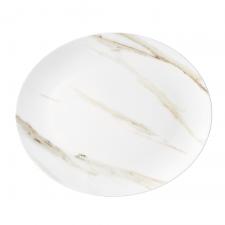 Vera Wang Vera Venato Imperial Oval Platter 33cm