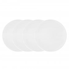 Vera Wang Vera Perfect White Plate 20cm Set of 4