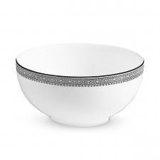 Vera Wang Lace Platinum Soup/Salad Bowl 15cm