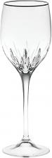 Wedgwood Vera Wang Duchesse Platinum Wine Glass