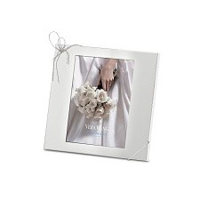 "Vera Wang Wedgwood Love Knots Silver Giftware Frame 4x6"" (10x15cm)"
