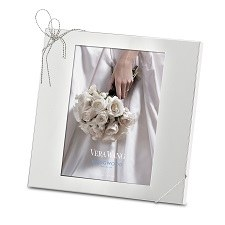 "Vera Wang Wedgwood Love Knots Silver Giftware Frame 8""x10"" (20x25cm)"