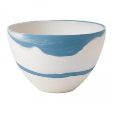 Wedgwood Blue Pebble Bowl 18cm
