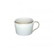 Wedgwood Vera Wang Grosgrain Gold Teacup