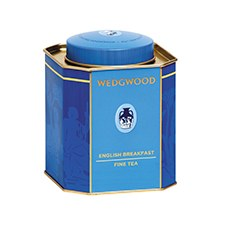 Wedgwood Tea English Breakfast 140g Caddy