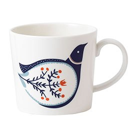 Royal Doulton Fable Accent Mug Bird