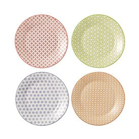 Royal Doulton Pastels Set of 4 16cm Plates