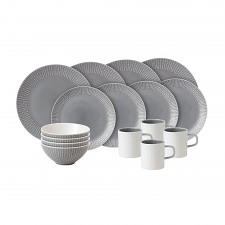 HemingwayDesign Grey 16 Piece Set