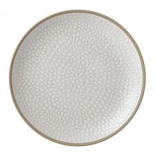 Gordon Ramsay Maze Grill White Plate 22cm Hammer