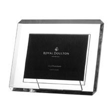 """Royal Doulton Radiance Giftware Bevelled Frame 5 x 7"""""""