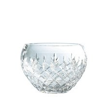Royal Doulton Dorchester Crystal Giftware Deep Bowl 18cm