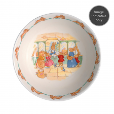 Royal Doulton Bunnykins Cereal Plate