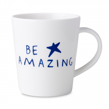 ED Ellen DeGeneres crafted by Royal Doulton collection Be Amazing Mug