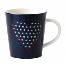 ED Ellen DeGeneres crafted by Royal Doulton collection - Heart Stars Mug