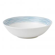 ED Ellen DeGeneres Bowl 20cm Polar Blue Dots