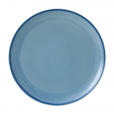 ED Ellen DeGeneres collection - Plate 28cm Brushed Glaze Polar Blue