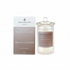 Royal Doulton Soy Wax Candle French Lavender