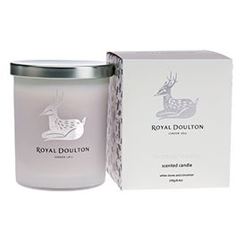 Royal Doulton The scent of Christmas Fable Aromatherapy Candle